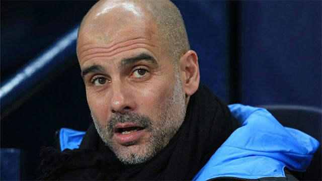 Guardiola, sobre la sanción del City: Mi consejo al Barça es que no hable muy alto