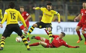 Gundogan, en un apasionante duelo entre Dortmund y Bayern