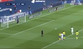 Lo intentó en el Barça y lo consigue en el PSG: el homenaje de Neymar e Icardi a Cruyff desde el punto de penalti