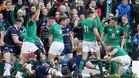 Irlanda dio un paso importante al ganar a Escocia