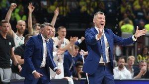 Jasikevicius hizo vibrar Kaunas, pero ahora está al servicio del Barça