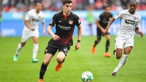Kai Havertz, la perla del Bayer Leverkusen, gusta al Barça y a otros grandes de Europa