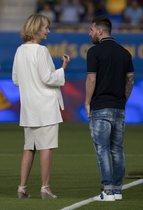 Las imágenes de la inauguración del Estadio Johan Cruyff.