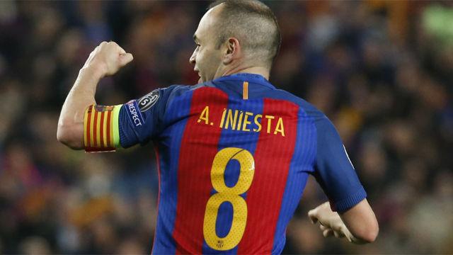 Las mejores imágenes del 2-0 del Barça al PSG