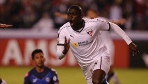 Liga de Quito logró la clasificación tras golear a San José