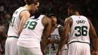 Los Celtics ganaron el sorteo