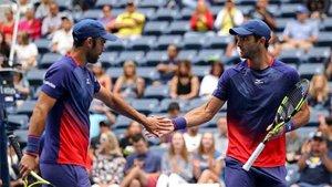 Los colombianos son la pareja a batir en las finales de la ATP