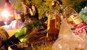 Madrid registra un preocupante aumento de botellones en plena pandemia