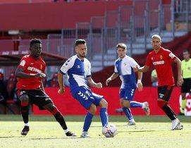 El Mallorca mantiene una racha sin derrota de cinco partidos