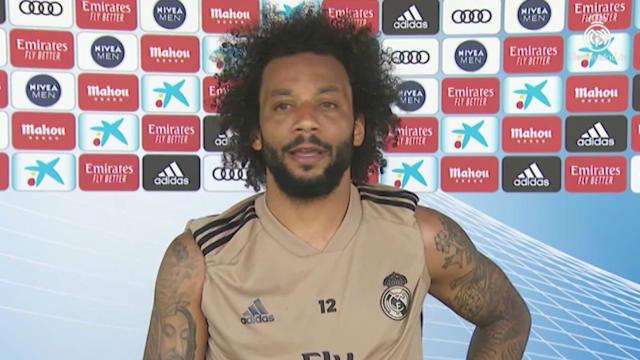 Marcelo: Nuestras ganas por volver van en aumento