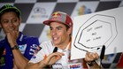 Márquez bromea en la rueda de prensa previa al GP de Austria
