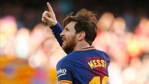 Messi en la celebración donde mostró sus dotes de bailarín