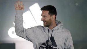 Messi espera ser protagonista en el Clásico