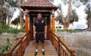 El meta Juanjo se despidió del Benfica en la reciente Copa Intercontinental