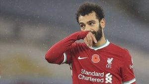 Mohamed Salah, en una imagen de archivo