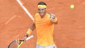 Nadal, en un buen momento de forma, busca un nuevo título en París