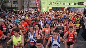 Nueva cita para los runners en Barcelona