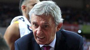 Pesic reconoció que el Zaragoza mereció ganar al FC Barcelona