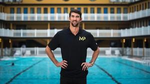 Phelps se encuentra de promoción en Chile