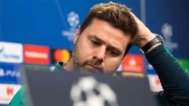 Pochettino analiza la previa del choque contra el Dortmund