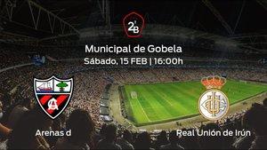 Previa del encuentro de la jornada 25: Arenas de Getxo - Real Unión de Irún