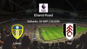 Previa del encuentro de la jornada 2: Leeds United - Fulham