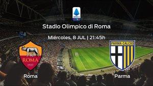 Previa del encuentro de la jornada 31: AS Roma - Parma