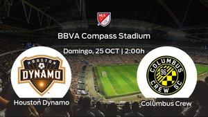 Previa del partido: el Houston Dynamo recibe en su feudo al Columbus Crew