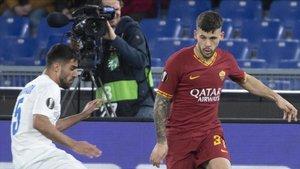 La Roma ya prepara el duelo contra el Sevilla