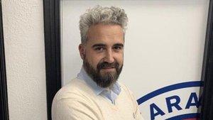 Rubén Alcaine, presidente de la Asociación de Clubes Femeninos