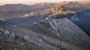 La Salomon Ultra Pirineu refuerza su compromiso con un entorno natural sostenible