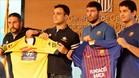 Santboiana y Barça vivirán en Olot un bonito duelo para abrir la temporada
