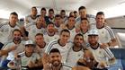 La selección argentina se negó a subir al avión siniestrado
