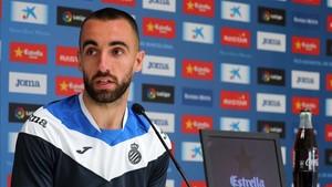 Sergi Darder cree que el Espanyol debe ir a por La Liga esta temporada