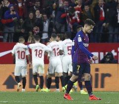 Horario y dónde ver el Barcelona - Sevilla de cuartos de Copa del Rey