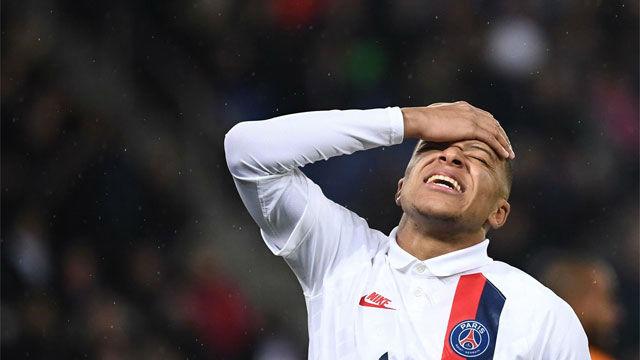 Tuchel: Mbappé se siente decepcionado y se lo quiere mostrar a todo el mundo