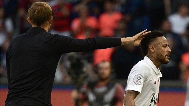 Tuchel: No tengo miedo de perder a Neymar