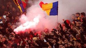 La UEFA decidirá el 12 de diciembre sobre los incidentes racistas del Rumanía-Suecia