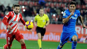 Una victoria podría permitir la clasificación del Getafe a la Champions League