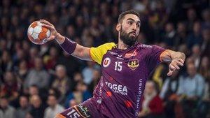 Valero Rivera es feliz jugando en el Nantes