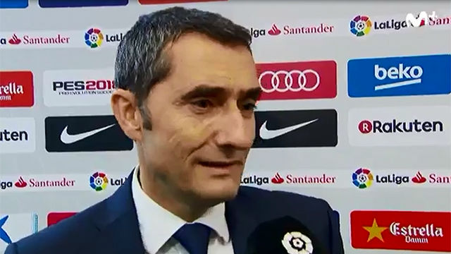 Valverde aún no se ve campeón
