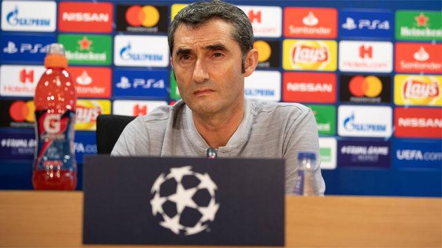 Valverde explica por qué todavía no han sido titulares los fichajes
