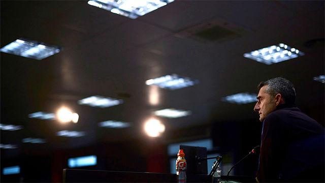 Valverde: Tengo la suerte de poder decir que he entrenado a Messi