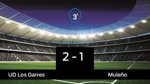 Victoria 2-1 de Los Garres frente al Muleño
