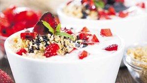 El yogur, una ayuda para una dieta saludable