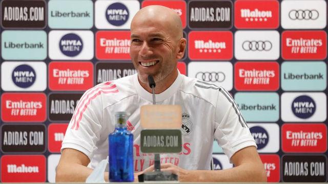 Zidane ve a Hazard muy cerca de reaparecer