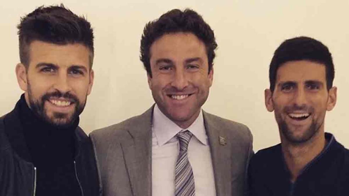 Piqué y Djokovic revolucionan el plan para su mundial de tenis