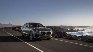 Nuevo Maserati Levante Vulcano.