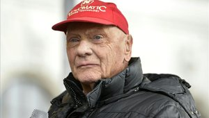 Niki Lauda falleció a los 70 años