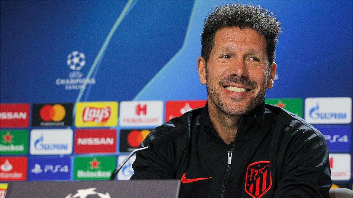 200 conquistas del Atlético con el Cholo Simeone